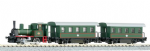 Kato 10-503-1 Pocket Line Steam Passenger Train Pack